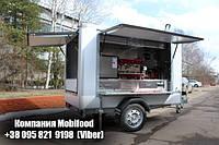 Мобильная кофейня из автоприцепа, фото 1
