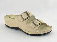 Женская ортопедическая обувь шлепанцы, тапочки р.36,37 Inblu:36-4/002