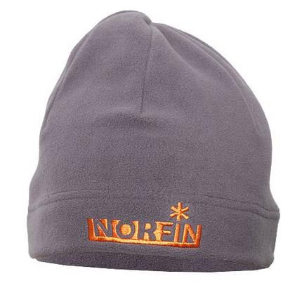 Шапка Norfin Fleece 302783-BL, верх полиэстер, подкладка из флиса, удерживает тепло даже в мокром состоянии, фото 2