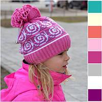 Весенняя шапка для девочки 2018, фото 1