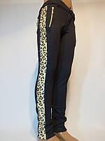Стрейчевые брюки  леггинсы для девочек.Черного цвета. Возростная группа 6-16 лет(122-158см.).GOOD KIDS.Польша.