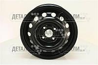 Диск колеса Ланос, Сенс (Черный) Кременчуг 5,5х14Н2 Chevrolet Lanos 17-3101015ПО5