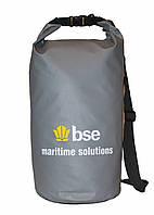 Сумка водонепроницаемая BSE Gray 15L