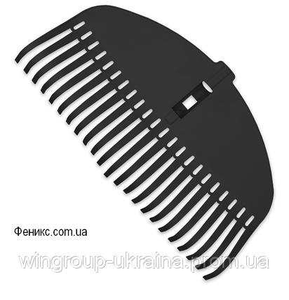 Грабли веерные TQ (35 зубцов), фото 2