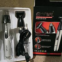 Триммер для стрижки волос в носу и ушах Gemei GM-3105
