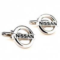 Оригинальные запонки Nissan