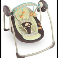 Качели для малышей Bright Starts BS 60062 Dzungla Java