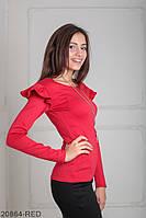 Кофти жіночі Подіум Жіноча кофта Подіум Balis 20864-RED XS Червоний