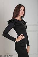 Кофти жіночі Подіум Жіноча кофта Подіум Balis 20864-BLACK XS Чорний
