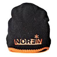 Шапка Norfin Viking 302773-GR, полушерстяная 50/50, подкладка флис, верх вязаный, теплоизоляция, комфорт и уют