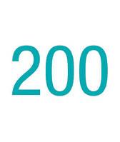 CoQ10, 200 мг