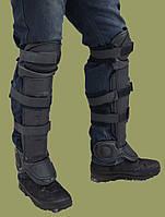 Баллистическая защита Protecop Shin/Knee/Foot/Ankle (колено+голень+стопа+лодыжка). Франция, оригинал.