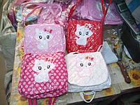 Детские сумочки Китти(4цвета)