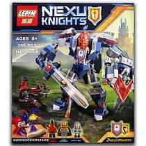 Конструктор Nexo Knights (Нексо найтс) 14008 Королевский Мех, 390 дет