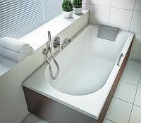 KOLO MIRRA ванна прямоугольная 140*70 см, с ножками, элементами крепления