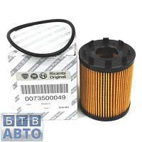 Фільтр масла Fiat Doblo 1.3MJTD (с-ма Purflux) Blue Print ADK82104