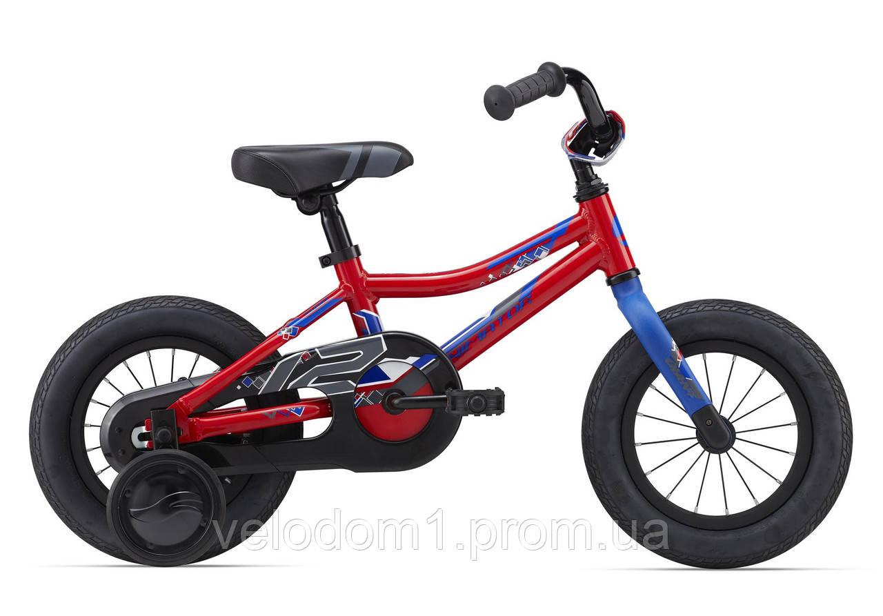 """Велосипед Giant Animator 12"""" red (2015)"""