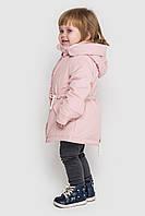 Детская демисезонная куртка для девочки 3 в 1 Инна Размеры 80- 122