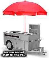 """Автоприцеп для хот догов и уличной еды """"BigBro"""" (ТАП-2), фото 1"""