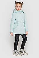 Детская куртка для девочки 3 в 1 «Инна школа» Размеры 110- 128