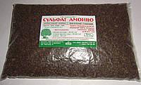 Сульфат аммония гранулированный+гуматы 1кг N-21%,S-24%