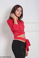 Кофти жіночі Подіум Жіноча кофта Подіум Killena 20482-RED XS Червоний