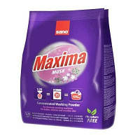 Пральний порошок Sano Maxima Musk 1,25 кг (288727)