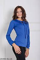 Женская блузка Подіум Gabriela 20480-BLUE XS Синий