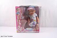 Кукла-пупс интерактивный с горшком 8004-414