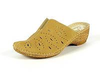 Ортопедическая женская обувь р.39 Inblu сабо:SN-3M/026 тем.Беж