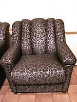 Ремонт и перетяжка кресла