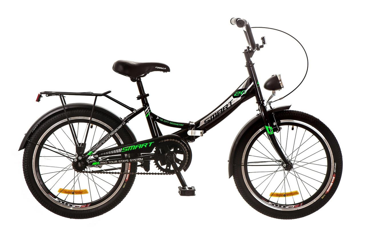 """Велосипед складной 24"""" Smart для подростков и взрослых Смарт"""