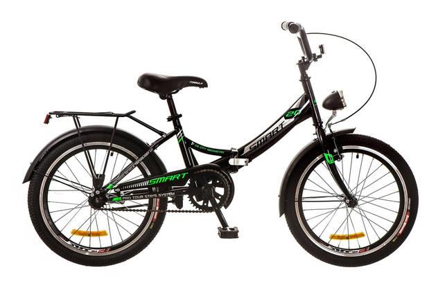 """Велосипед складной 24"""" Smart для подростков и взрослых Смарт, фото 2"""