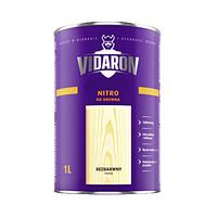 Грунтовка для древесины Vidaron Nitro 1 л