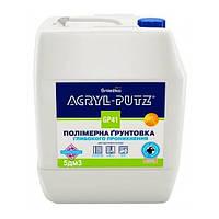 Грунтовка полимерная глубокого проникновения Sniezka ACRYL-PUTZ GP41 5 дм3