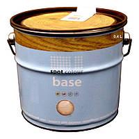 Грунтовка-антисептик для защиты древесины Spot ColourBase 0,4 л