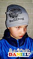 Детские шапки оптом. Французский трикотаж.