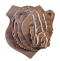 Декор на стену Медведь - 2