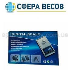Весы ювелирные Digital Scale 200 гр, фото 3