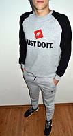 Мужской комбо спортивный костюм | принт Nike