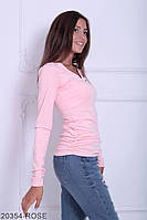 Кофти жіночі Подіум Жіноча кофта Подіум Nika 20354-ROSE XS Рожевий