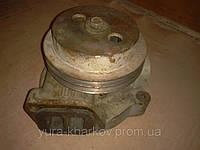 Насос водяной, помпа ЗИЛ-133ГЯ, двигателя КАМАЗ, 740.1307010-10