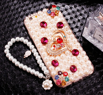 """MEIZU U10 оригинальный чехол накладка бампер со стразами камнями  для телефона """"ASTI"""""""