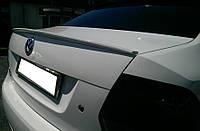 Спойлер крышки багажника Volkswagen Polo V (2010-2016)