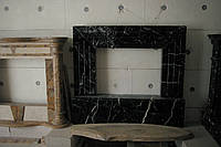 Портал для камина мраморный