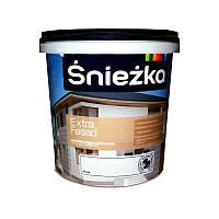 Краска фасадная акриловая СНЕЖКА Extra Fasad (водоэмульсионная) (1,4 кг)