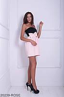 Женское платье Подіум Aleksis 20239-ROSE XS Розовый