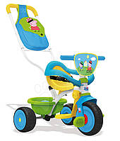 Велосипед трехколесный Be Move Confort Peppa Pig Smoby 740413