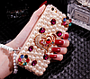 """MEIZU M3 NOTE оригинальный чехол накладка бампер со стразами камнями  для телефона """"ASTI"""" , фото 6"""