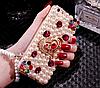"""MEIZU PRO 5 оригинальный чехол накладка бампер со стразами камнями  для телефона """"ASTI"""" , фото 6"""